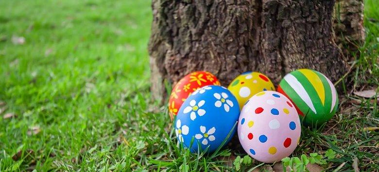 Adult Egg Hunt event