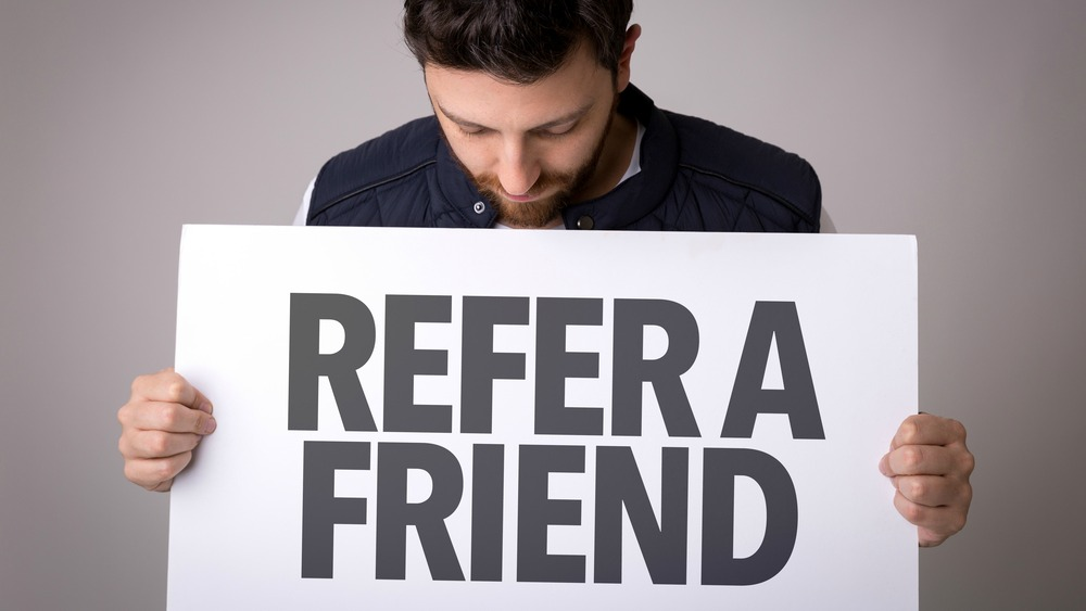 Learn more about our referral program!