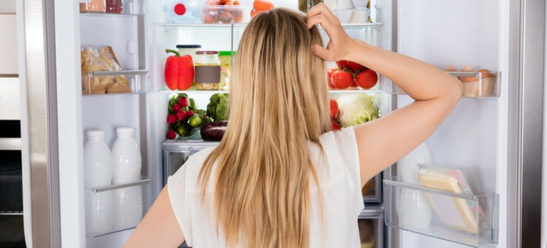 Dealing with pests in your refrigerator.