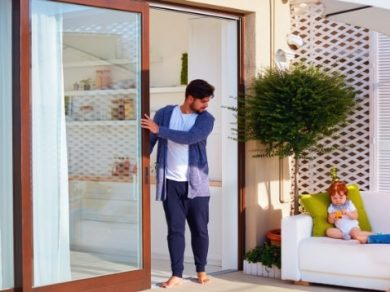 What you need to know before putting a sliding door in your home.