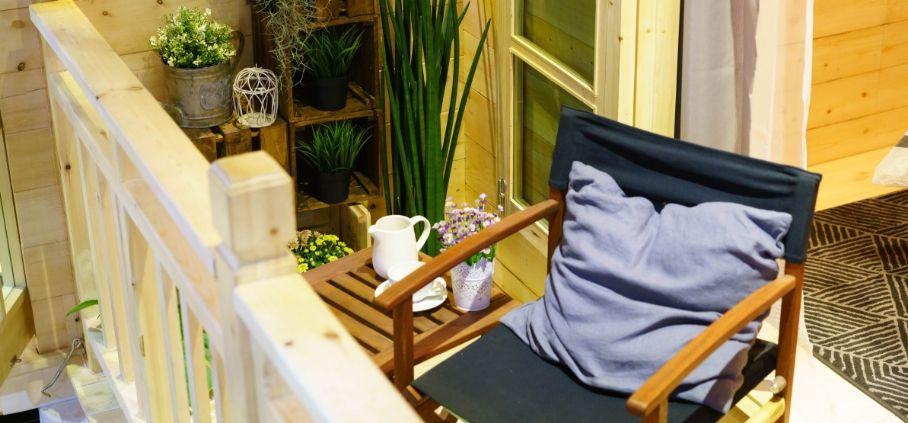 Decorating ideas for your apartment balcony garden