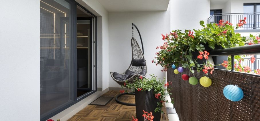 How To Make Your Own Apartment Balcony Garden Home Improvement