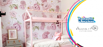 Give your home makeover with our newest partnership with Minnie and Me Interiors