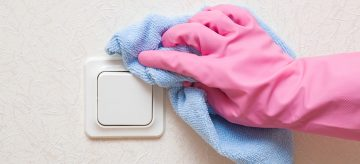 How and How Often to Clean High-Touch Points in Your Home