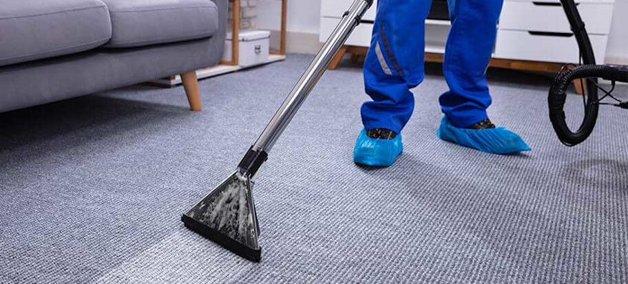 Cost of carpet cleaning service
