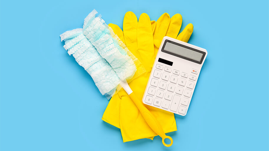 Can you save by combining cleaning services?