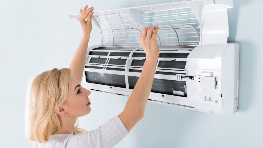 Air conditioning home maintenance
