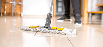 How to Clean Tile Floors - The Ultimate Guide - Featured Image