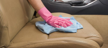How to Clean Car Upholstery - Featured Image