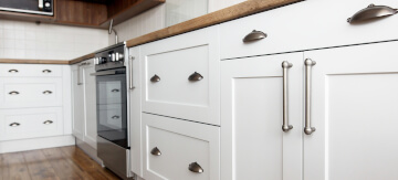 simple way to install kitchen cabinets