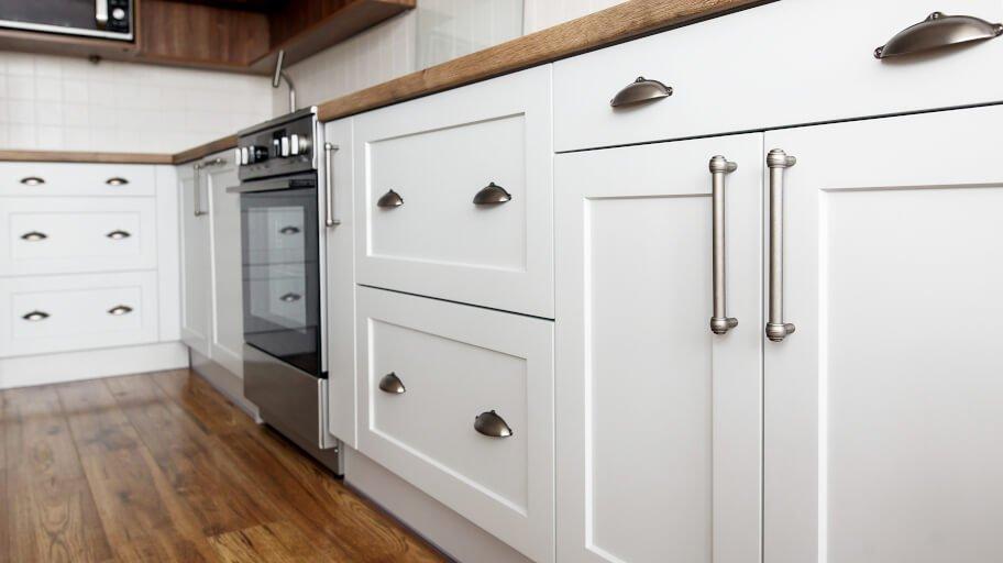 best way to install kitchen cabinets