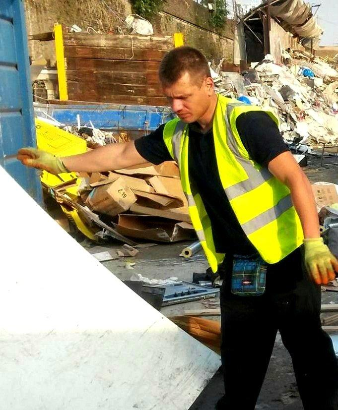 Builders waste removal