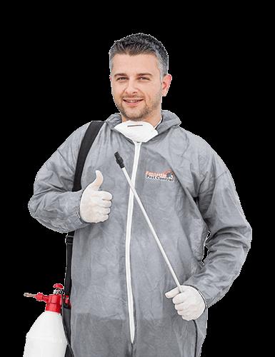 Fantastic Pest Technician