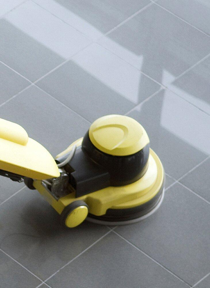 Professional tile polishing services
