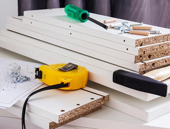 flat pack and furniture assembly services